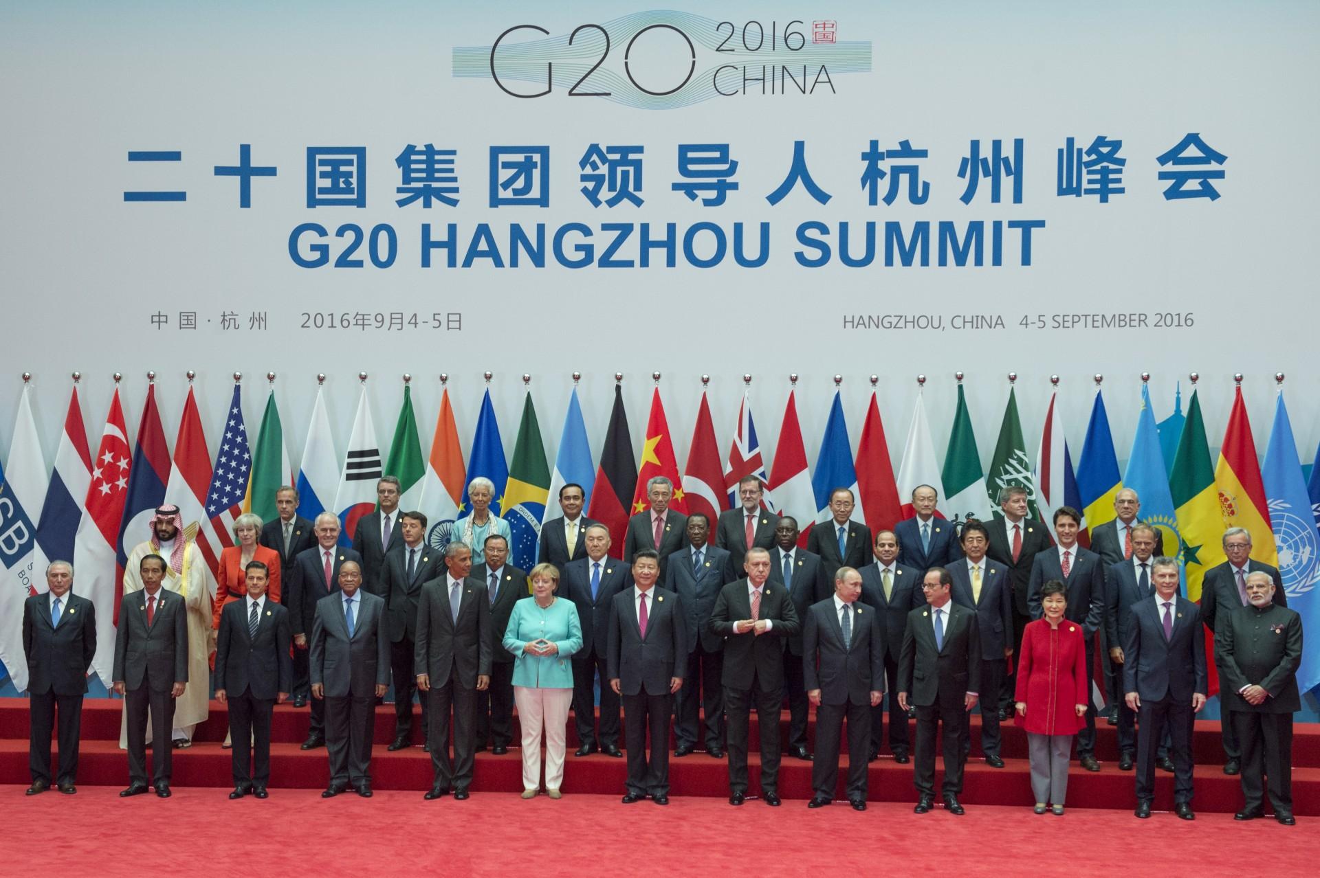 Før G20-møtet med finansministre