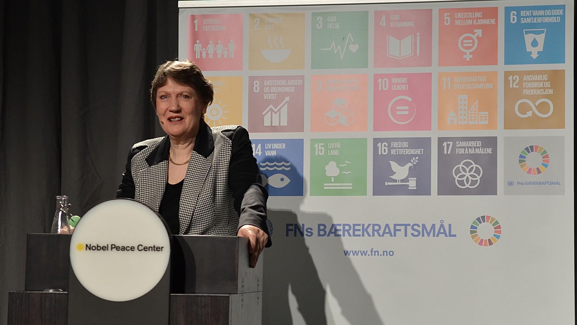 Ingen bærekraft uten kvinner