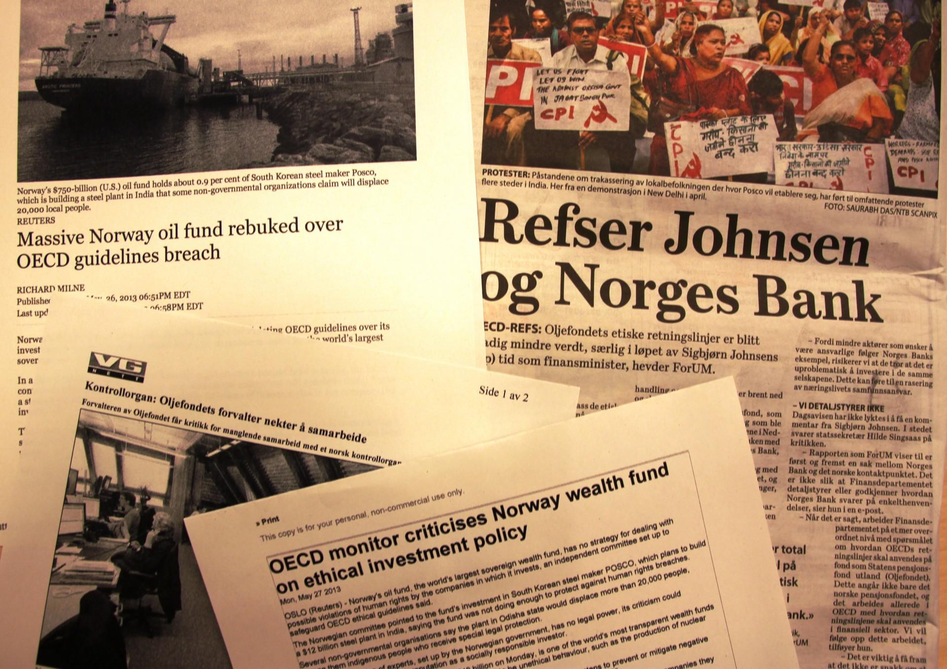 Klagesaken mot Norges Bank: En oppsummering