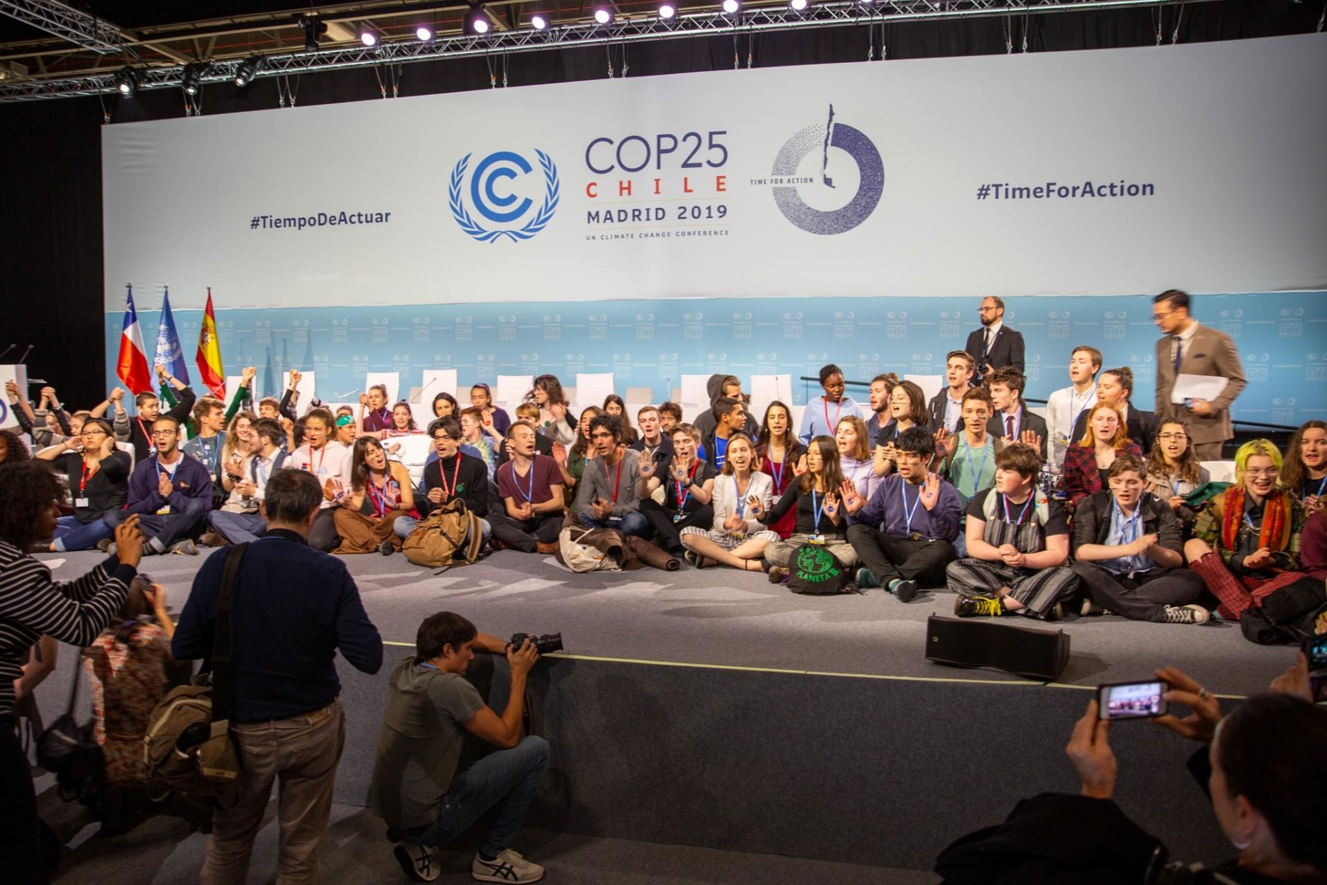 COP25 skyver ambisjonene over på fremtiden