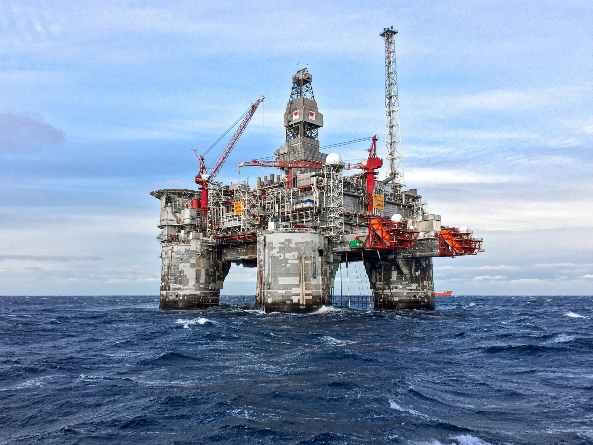 Finansdepartements ekspertutvalg foreslår nullutslippsmål for Oljefondet