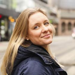 photo of Kristina Fröberg