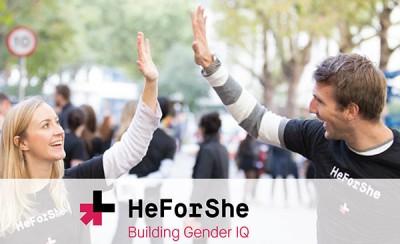 """Kampanje: """"He for she"""""""