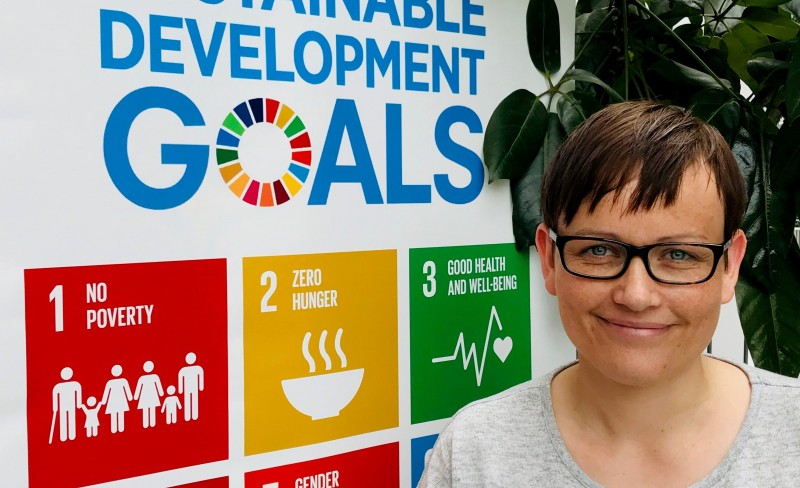 Kathrine Sund-Henriksen på plass som ny daglig leder