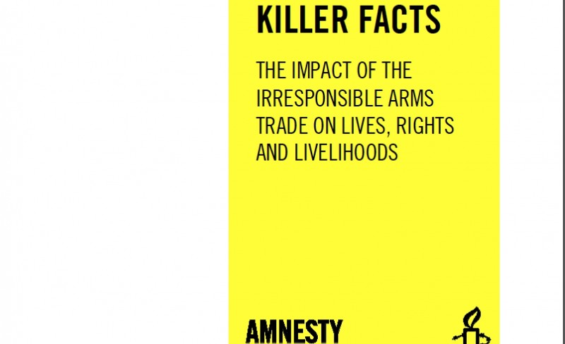 Last ned Amnesty-rapport: Killer Facts