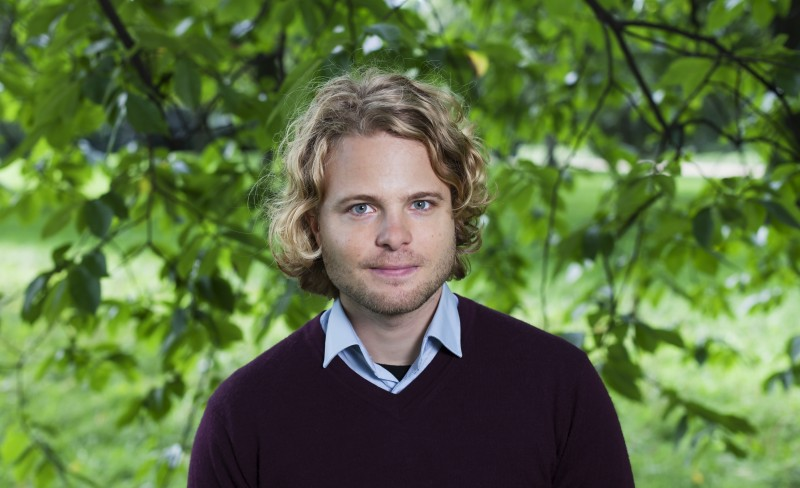 Intervju med Eirik Lindebjerg, ny styreleder i Forum for utvikling og miljø
