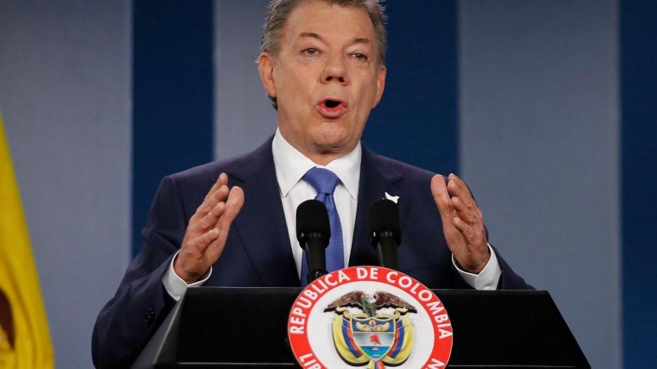 Viktig pris til Colombia