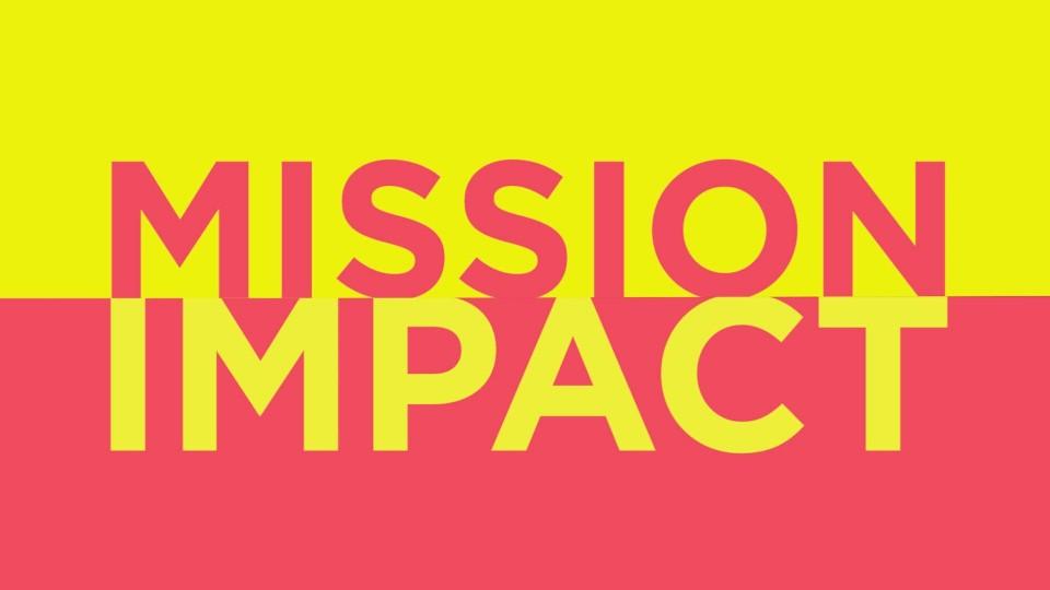 Bruk MISSION IMPACT i undervisningen