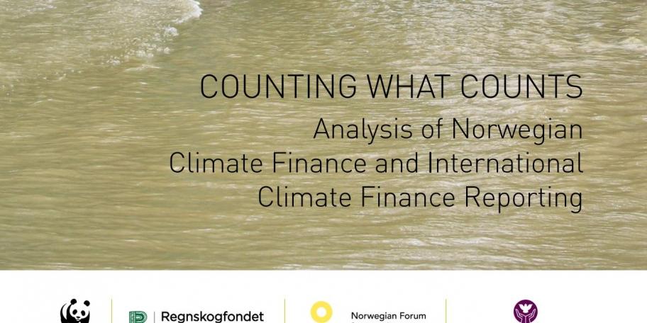 Norge skulker klimadugnad