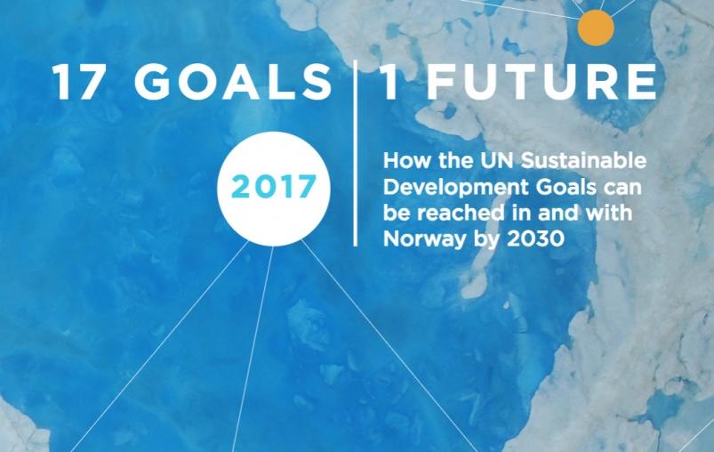 17 goals. 1 future