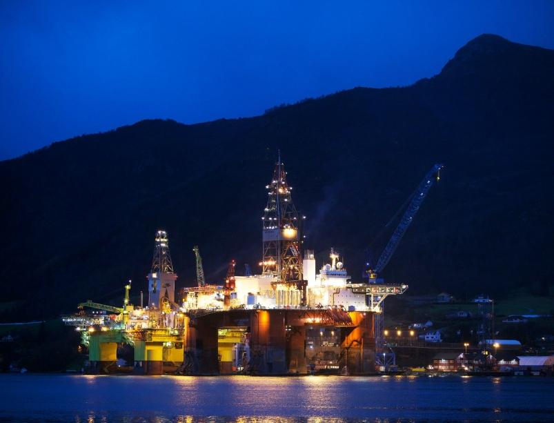 En femtedel av oljefondet i skatteparadis