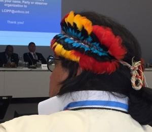 Urfolk I Bonn Ecuador 2018