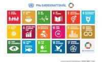 Rapporterer på bærekraftsmålene 2016