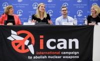 Viktig fredspris til ICAN